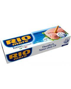 RIO mare Dose Thunfisch Naturale 3 x 80 g