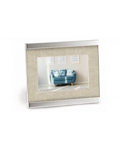 Philippi Bilderrahmen Home Silber, 10 x 15 cm