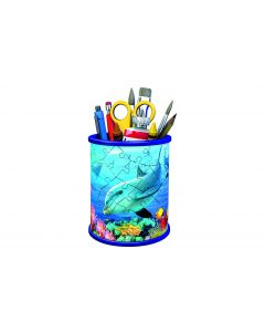 Ravensburger 3D Puzzle Pencil Cup Underwater World
