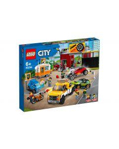 LEGO® City Tuning-Werkstatt 60258