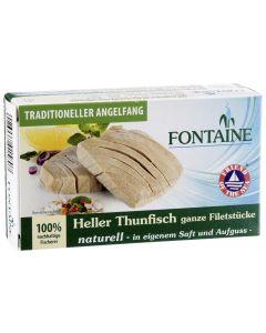 Fontaine Konserven Thunfisch hell Natur 120 g