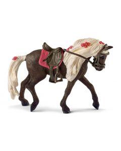 Schleich Spielzeugfigur Horse Club Rocky Mountain Horse Stute Show