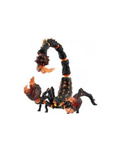 Schleich Spielzeugfigur Eldrador  Lavaskorpion