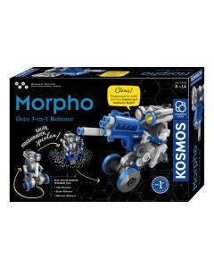 Kosmos Experimentierkasten Morpho der 3-in-1 Roboter