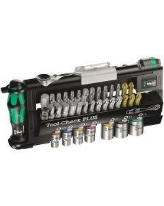 Wera Werkzeug-Set Tool-Check PLUS 39-teilig