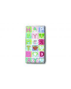 Paper + Design Taschentücher B-day