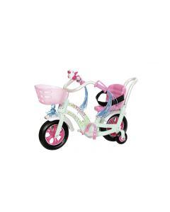Baby Born Puppenzubehör PlayFun Fahrrad