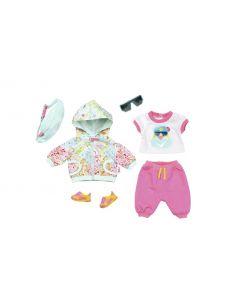 Baby Born Puppenaccessoires PlayFun Fahrrad Outfit
