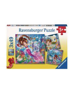 Ravensburger Puzzle Bezaubernde Meerjungfrauen