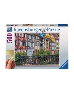 Ravensburger Puzzle Colmar in Frankreich