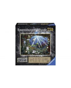 Ravensburger Puzzle ESCAPE 4 U-Boot