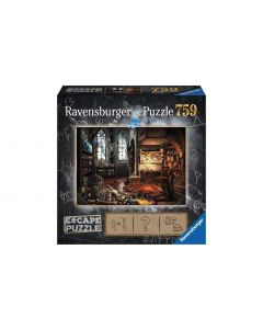 Ravensburger Puzzle ESCAPE 5 Drachen Labor
