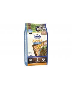 Bosch Tiernahrung Trockenfutter Adult Fisch & Kartoffel