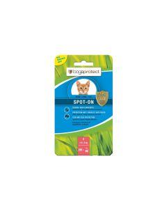 bogar Anti-Parasit-Tropfen bogaprotect Spot-on Katze S