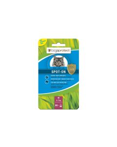 bogar Anti-Parasit-Tropfen bogaprotect Spot-on Katze M