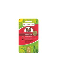 bogar Anti-Parasit-Tropfen bogaprotect Spot-on Hund XS