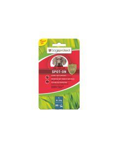 bogar Anti-Parasit-Tropfen bogaprotect Spot-on Hund L