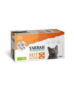 Yarrah Bio-Nassfutter Multi-Pack