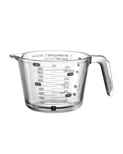Leonardo Messbecher Cucina 10 dl, Transparent