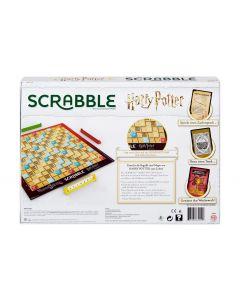 Mattel Spiele Familienspiel Scrabble Harry Potter