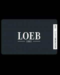 Loeb Geschenkkarte 100.-