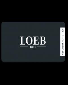 Loeb Geschenkkarte 200.-
