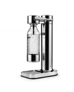Aarke Sparkling Water Maker Carbonator II  Silber