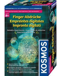 Kosmos Detektivausrüstung Finger-Abdrücke