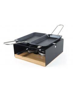Stöckli Raclette-Grill MultiFun 2 Personen