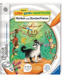tiptoi Lernbuch Merken und Konzentrieren