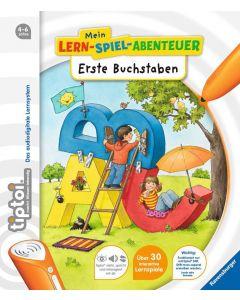 tiptoi Lernbuch Erste Buchstaben