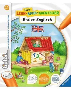 tiptoi Lernbuch Erstes Englisch