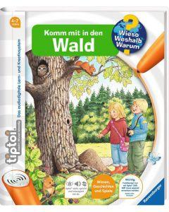 tiptoi Lernbuch Komm mit in den Wald