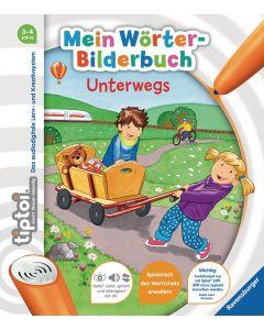 tiptoi Lernbuch Mein Wörter-Bilderbuch Unterwegs