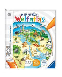 tiptoi Lernbuch Mein grosser Weltatlas